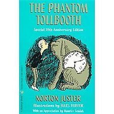 The Phantom Tollbooth by Juster, Norton