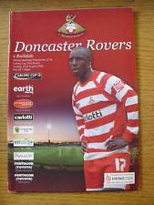 22/08/2006 Doncaster Rovers v Rochdale [Football League Cup] (No apparent faults