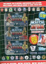 2011/12 Topps Match attax Collector Box, LTD card