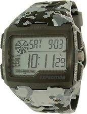 Timex Men's Expedition TW4B03000 Grey Rubber Quartz Watch