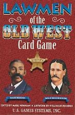 Lawmen of The Old West Playing Cards Deck New