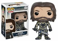 Funko Pop Movies! Warcraft - LOTHAR Vinyl Figure #284