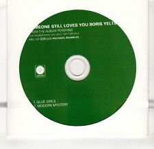 (GV36) Someone Still Loves You Boris Yeltsin, Glue Girls -  2008 DJ CD