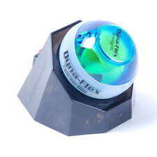 DFX Powerball Blue with Docking Station Gyro Exerciser