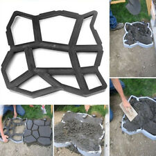 Newest Path Maker Mold - Crazy Paving Maker Paving mold WalkMaker Mould Best PAT