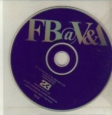 (CH800) Fila Brazillia Live at the V&A 03-11-00 - DJ CD