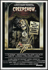 Creepshow - Stephen King - A4 Laminated Mini Poster