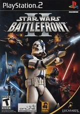 Star Wars Battlefront 2 PS2 Great Condition Complete Fast Shipping