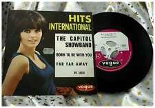 CAPITOL SHOWBAND - Born to be with you * 1965 France * TOP SINGLE (M-:))