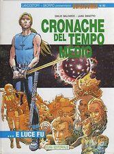 fumetto EURACOMIX NUMERO 62 CRONACHE DEL TEMPO MEDIO