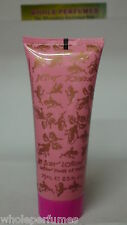 BETSEY JOHNSON WOMEN BODY LOTION 2.5 OZ/ 75 ML NEW IN TUBE AS PICTURED