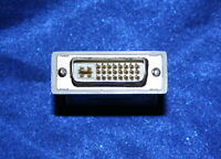 New DVI DVI-I (24+5 pin) Male to VGA Female Adapter for Graphic Card - 12 pc lot