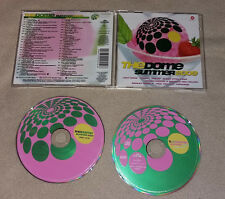 2 CD The Dome Summer 2009 42. tracks Lady Gaga David Guetta Peter Fox Shaggy... 94