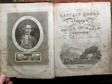 Voyages Round the World Performed by Captain James Cook - 1820