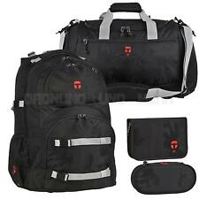 Schulruckack Set 4-tlg metallo Zaino Take it Easy Oslo FLEX MIMETICO BLACK