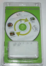 KIT: ALL-IN-ONE CARD READER PC software progettato per qualsiasi cellulare schede di memoria