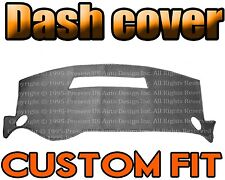 Fits 2004 - 2009  BUICK LACROSSE  DASH COVER MAT DASHBOARD PAD / CHARCOAL GREY