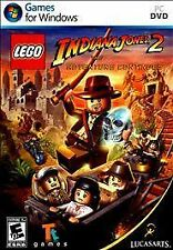 LEGO Indiana Jones 2: The Adventure Continues (PC, 2009) - NEW