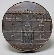 SPAIN/ Architecture/ ALCALA DE HENARES/ OLD COMPLUTENSE UNIVERSITY Bronze Medal