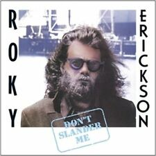 ROKY ERICKSON-Don't Slander Me-DOUBLE LP VINYL-Light in the Attic-Remastered LP