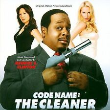 Code Name: The Cleaner-Motion Picture Soundtrack, NEW CD! In shrink-wrap!