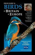 Field Guide to the Birds of Britain and Europe by AA Publishing (Paperback,...