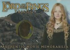 """Lord of the Rings Trilogy - """"Eowyn's Stables Dress"""" Costume Memorabilia Card"""
