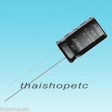 5 x 470uF 16V 3.5mm Radial Electrolytic Capacitor - Free Shipping