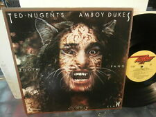"ted nugent amboy dukes""tooth fang & claw""lp12"".or.usa.1974.discret:ds2203."