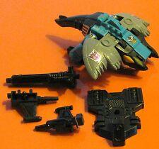 Transformers G1 Seawing action figure Sea Wing Piranacon Original Seacon Figure