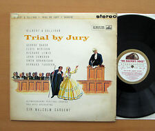 ASD 419 ED1 Gilbert & Sullivan Trial By Jury Malcolm Sargent White Gold Stereo