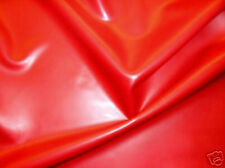 Latex Rubber .20mm Thick, 92cm Wide, Red Supatex