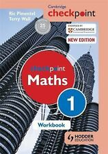 Cambridge Checkpoint Maths Workbook 1 by Ric Pimentel