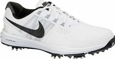 NEW MENS NIKE LUNAR CONTROL 3 GOLF SHOES SIZE 13 WHITE/BLACK/GREY 704665-10