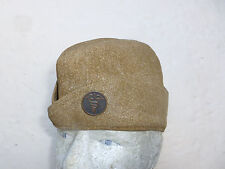 WWI Army Hat Enlisted Medical Corps Overseas Cap AEF Theater Made WW1