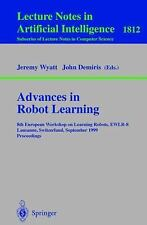 Advances in Robot Learning: 8th European Workhop on Learning Robots, EWLR-8 Laus