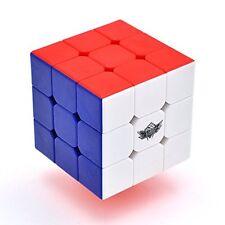 Cyclone Boys 3X3X3 Rubik's Cube Magic Cube Puzzle Twist Stickerless Toys (56mm)