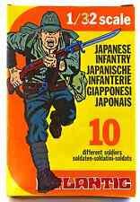 Atlantic World War II Japanese Infantry - set 2107 - mint-in-box - 60mm scale