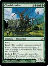 CLOUDTHRESHER Lorwyn MTG Green Creature — Elemental RARE
