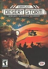 Conflict: Desert Storm (PC, 2002) NEW SEALED