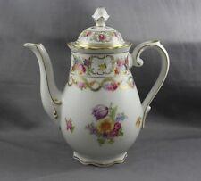 Schumann Empress Dresden Flowers Variation Mini Coffee Pot