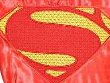 Dawn Of Justice League Deluxe Superman Kal-El Costume S Cape Adult One Size
