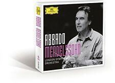 Mendelssohn - Abbado / London Symphony Orchestra (2015, CD NEUF)5 DISC SET
