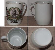 Andenken-Kaffeebecher Gen.-Feldmarschall von Hindenburg