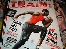 TRAIN  magazine  november 2016   BURN FAT 24/7  , Supplement awards 2016   r-9