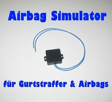 Airbag Pretensionatori Simulatore NISSAN 350z 370z GT-R