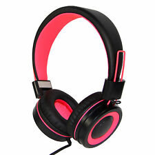RockPapa Foldable Headphones Folding Headset Mic for SmartPhones Tablets MP3 DVD