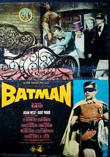 BATMAN THE MOVIE (1966) Italian fotobusta photobusta movie poster #3 ADAM WEST