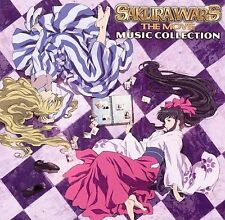 Sakura Wars, The Movie: Music Collection (Original Soundtrack) by Original So...