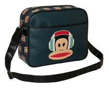PAUL FRANK - HEADPHONES CABIN/SCHOOL/COLLEGE SHOULDER BAG - NAVY BLUE